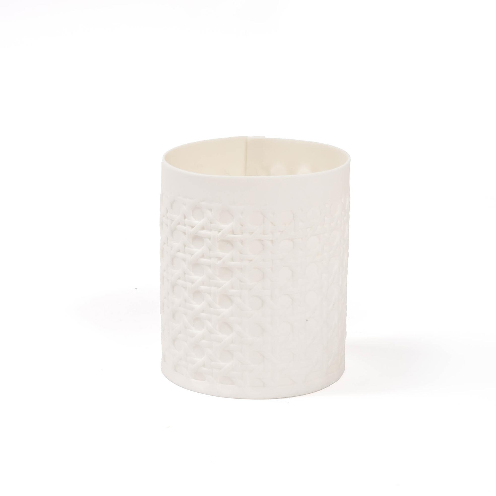 Rattan Tea Light - Small