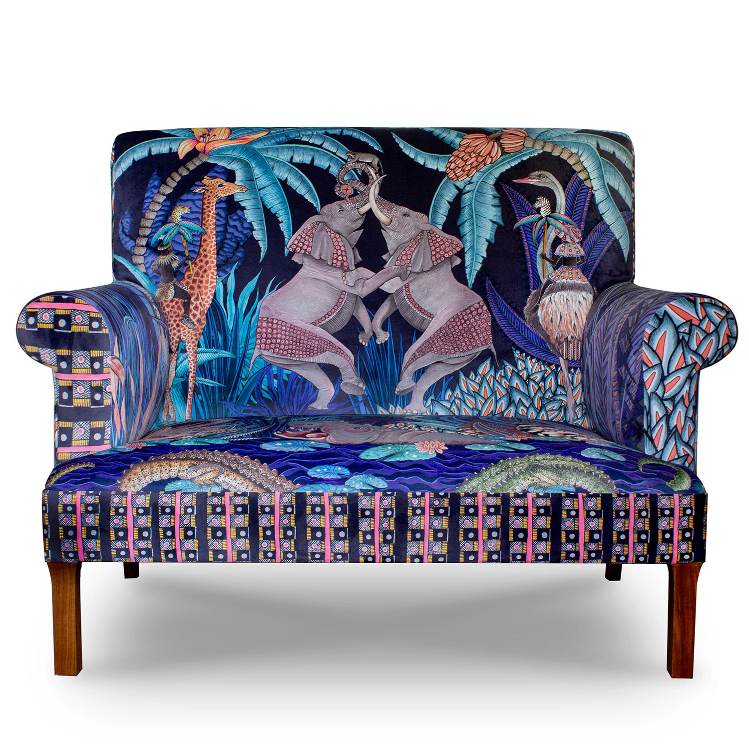 Sabie Limited Edition Sofa - Tanzanite