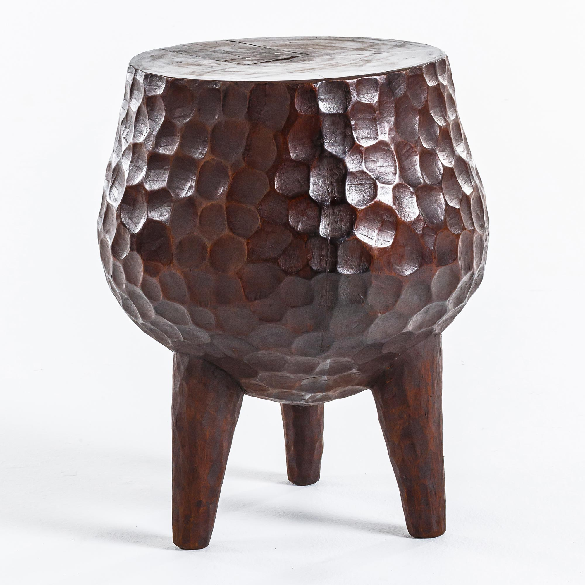 Blessing Pot Belly Side Table (Made to Order)
