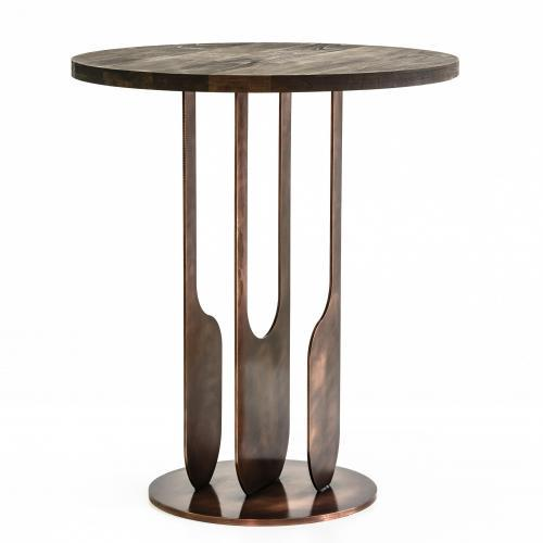 Drop Side Table (Made to Order)