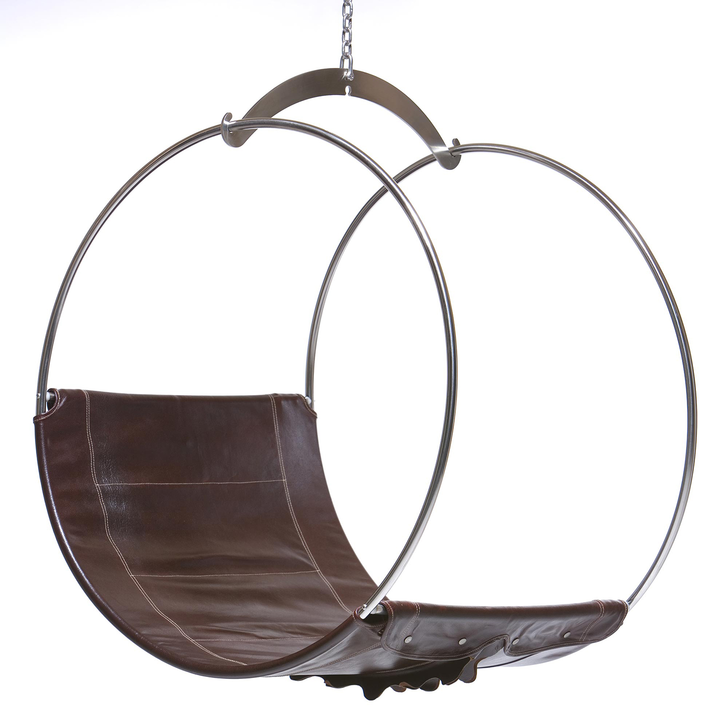 Swing Chair - Leather (Made to Order)