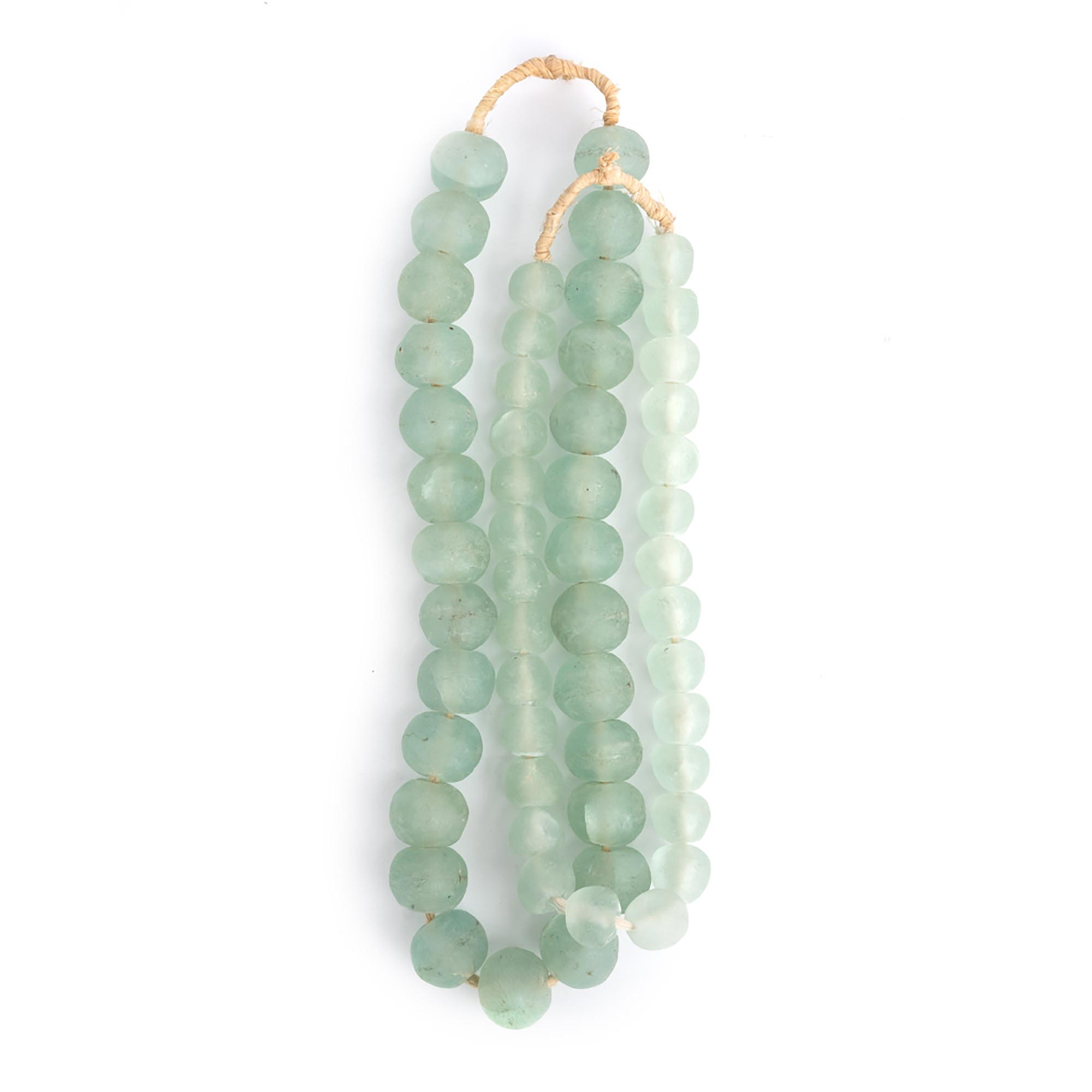 Large + Small Glass Beads (Large Beads sold separately)