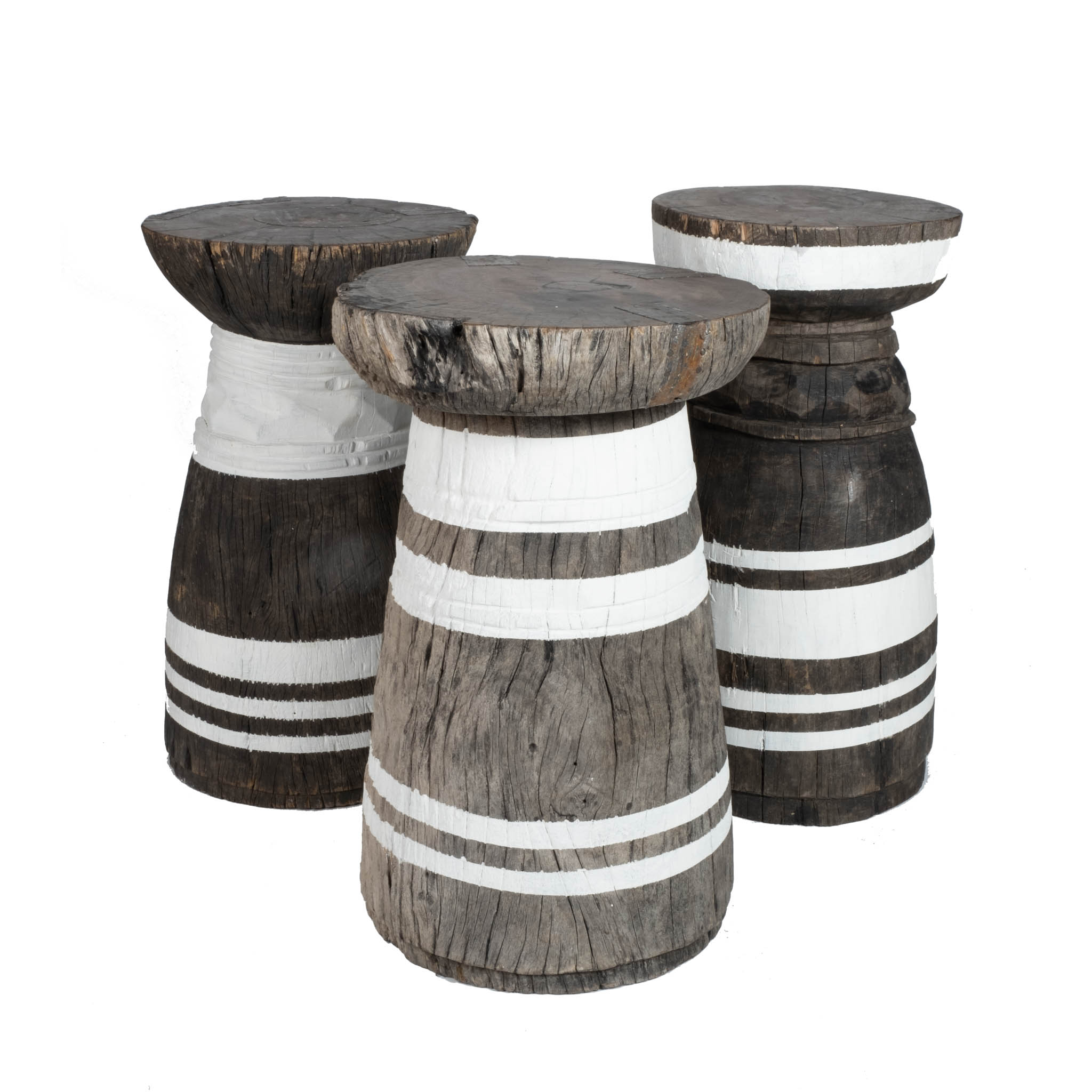 Lozi Mortar Stool