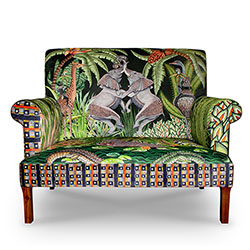 Sabie Limited Edition Sofa - Delta