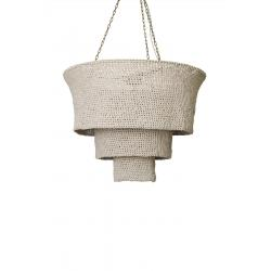 Tathu Crocheted Chandelier (Made to Order)