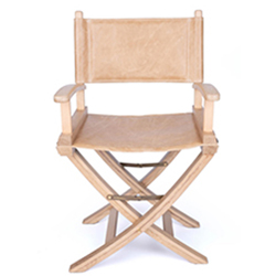 Safari Chair - Natural Oak
