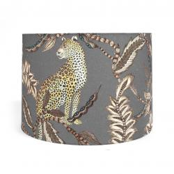 Monkey Bean Large Drum Lampshade (Made to Order)