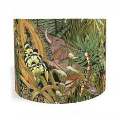 Sabie Forest Extra Large Drum Lampshade (Made to Order)